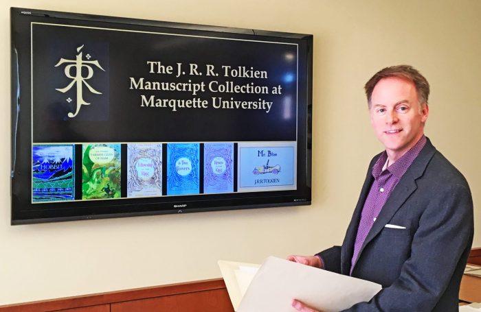 J.R.R. Tolkein Collection Curator, William Fliss Interview